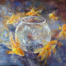 Goldfish XXXII.jpg - FOR SALE £490