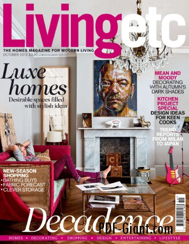 Living etc. magazine