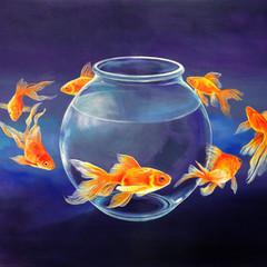 Goldfish XXVII £1250