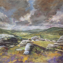 Bowermans Nose Hill, Dartmoor - SOLD - £600