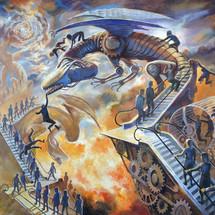 Dragon Escalator SOLD