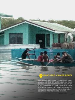 Mantatao, Calape, Bohol
