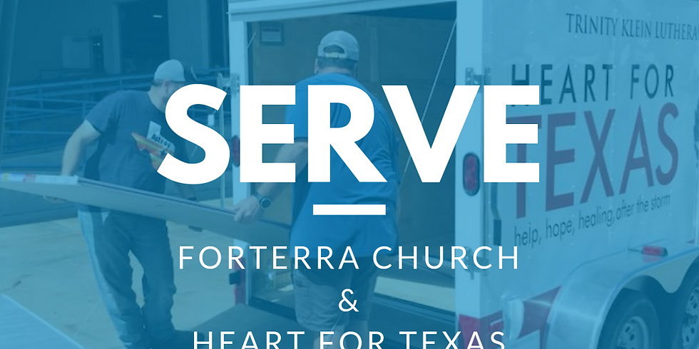 Serve - Heart For Texas