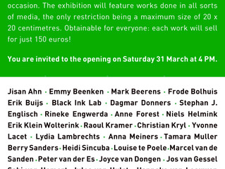 Group Show 5th annversary Galerie Bart