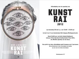 KUNST RAI 2012 in Amsterdam