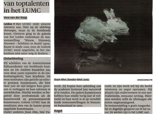 Review on dutch news paper