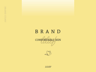 BRAND STORY [LILIEF]