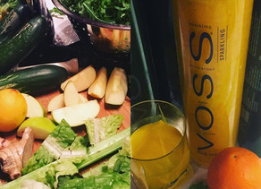 Colonics, slurry and juice - diary of a spring cleanse