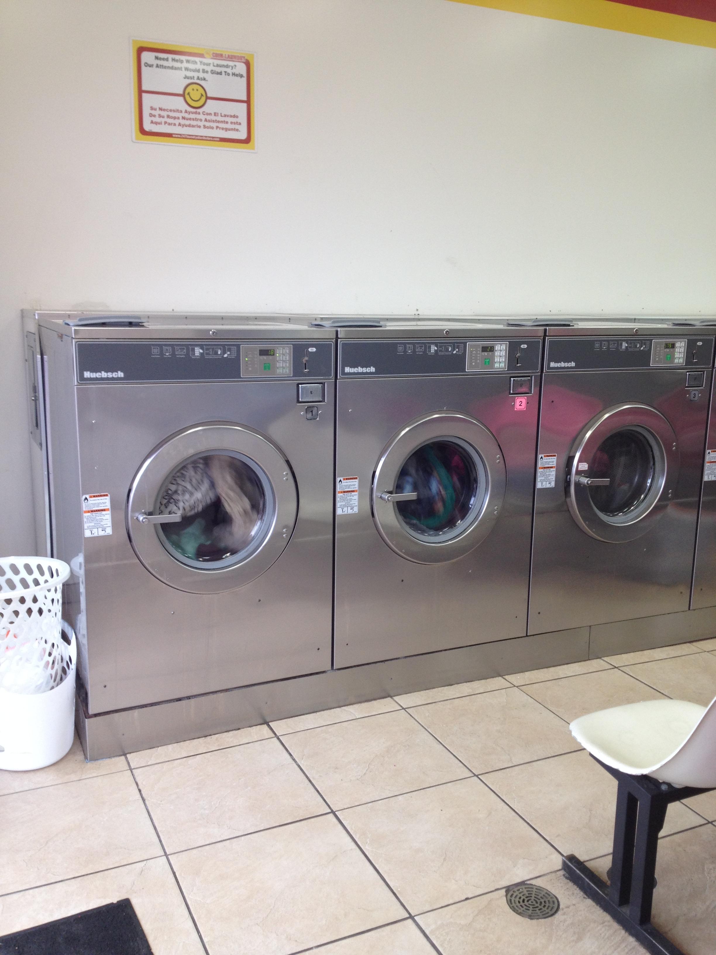 Large Washers