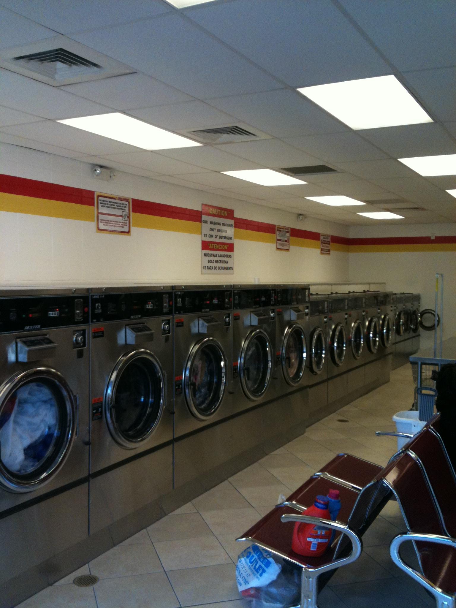 Extra Large Washers