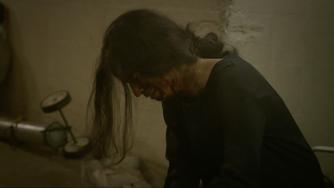 Aleppo basement trauma woman.png