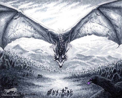 Vox Machina & The Dragon