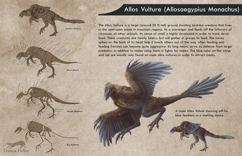 Allos Vulture