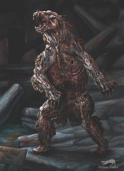 Ulach the Zombie Bear