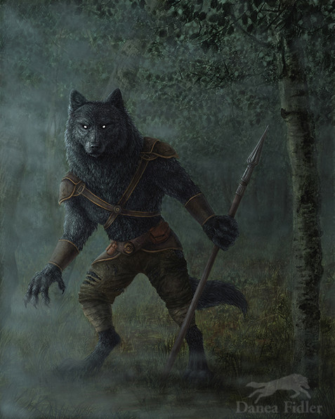 Werewolf Commission