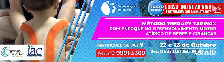 CIT_INTITUCIONAL_banner_MÉTODO THERAPY TAPING COM ENFOQUE NO DESENVOLVIMENTO MOTOR ATÍPICO
