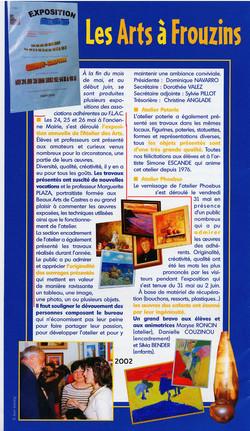 2002 Info Frouzin n°19