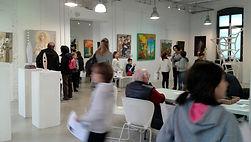 Salon des artistes Méridionaux _Plaza Margarita