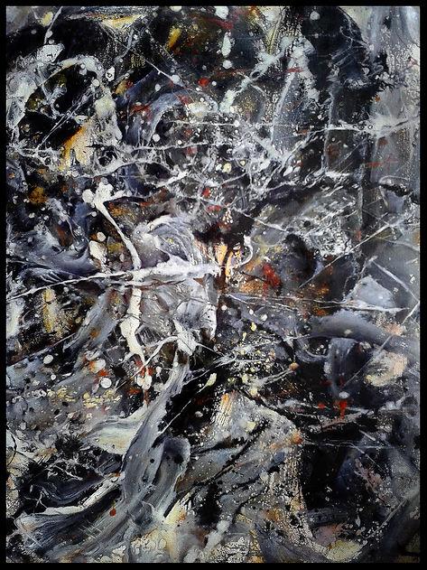 Abstrait - Sans titre 060117