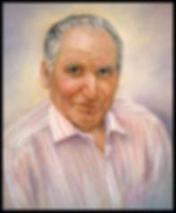 Portrait - Technique : pastel sec - www.plazamargarita.com