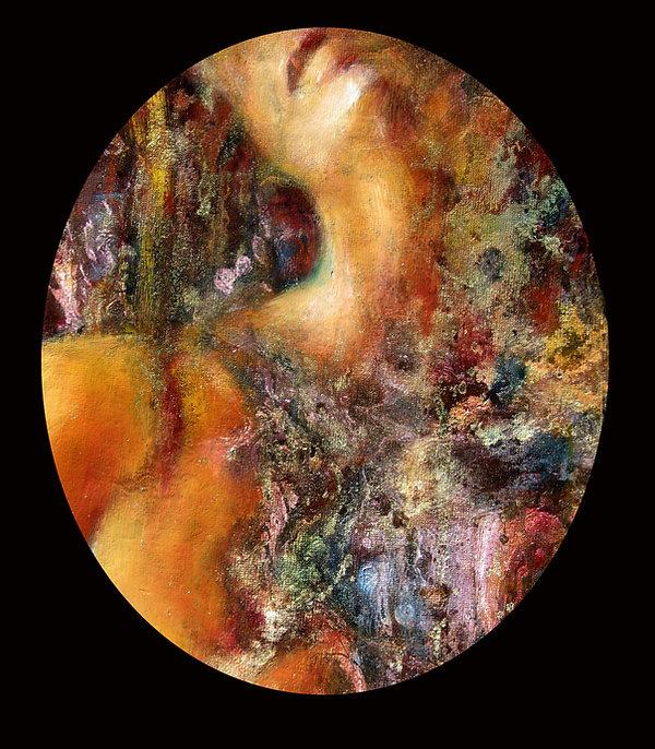 Sans titre - Huile sur toile - www.plazamargarita.com
