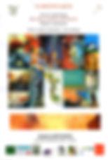 Affiche Garonn'Arts - Site : plazamargarita.com
