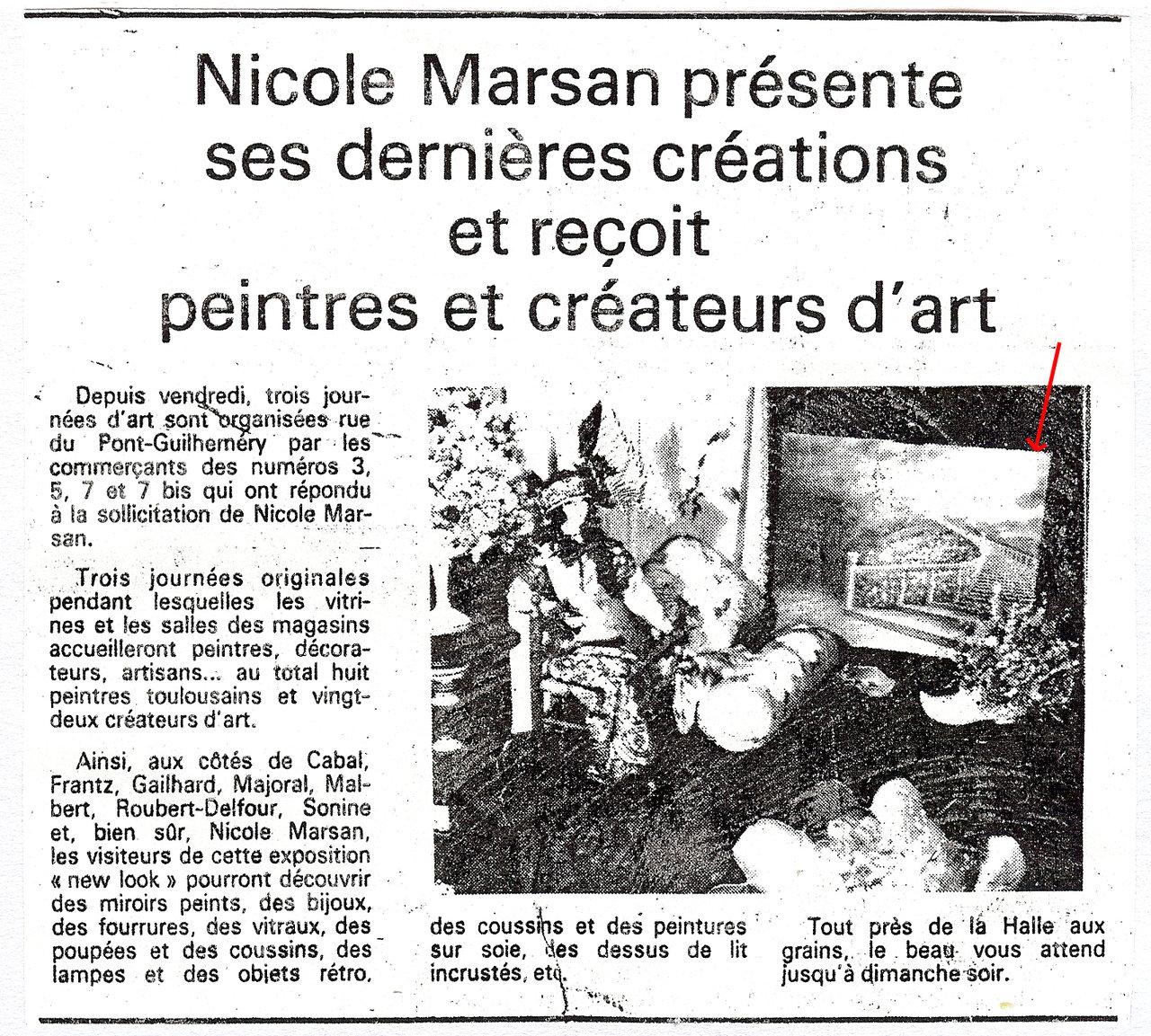 1988 La Dépêche du Midi