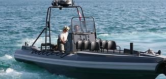 Combat Boat (RIB)