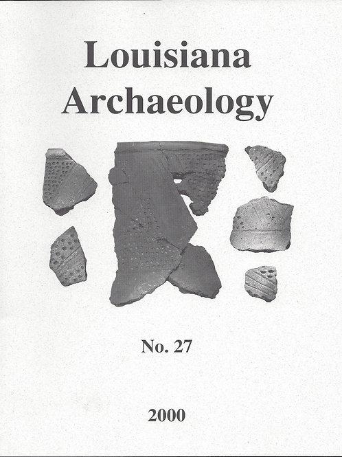 Number 27, 2000 (published 2006)