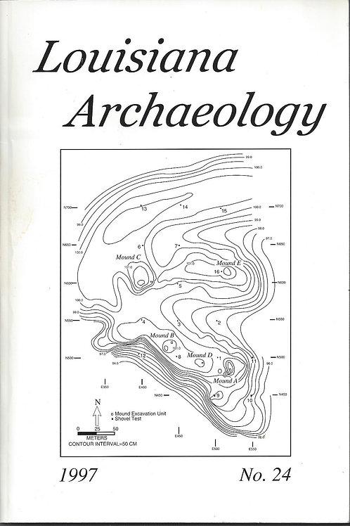 Number 24, 1997 (published 2000)
