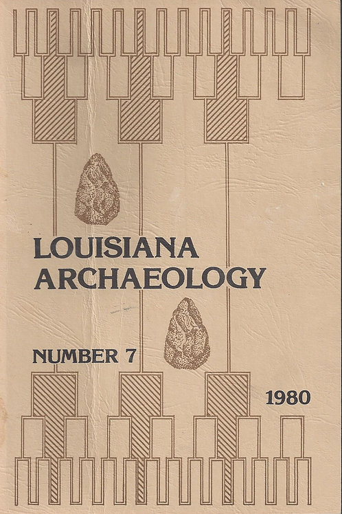 Number 7, 1980 (published 1981) (out of print, download available)