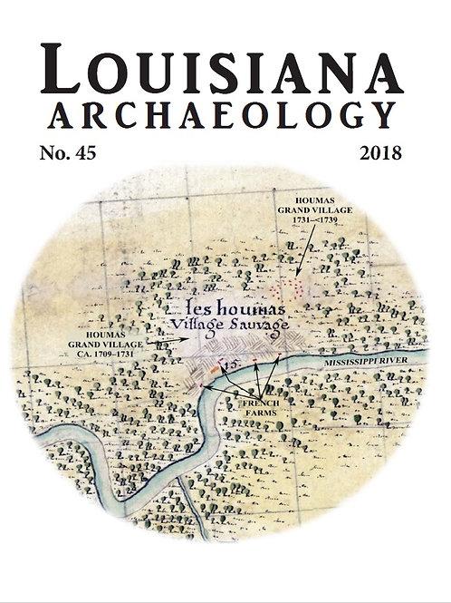 Number 45, 2018 (published 2019)