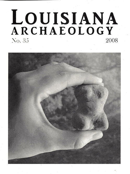 Number 35, 2008 (published 2012)