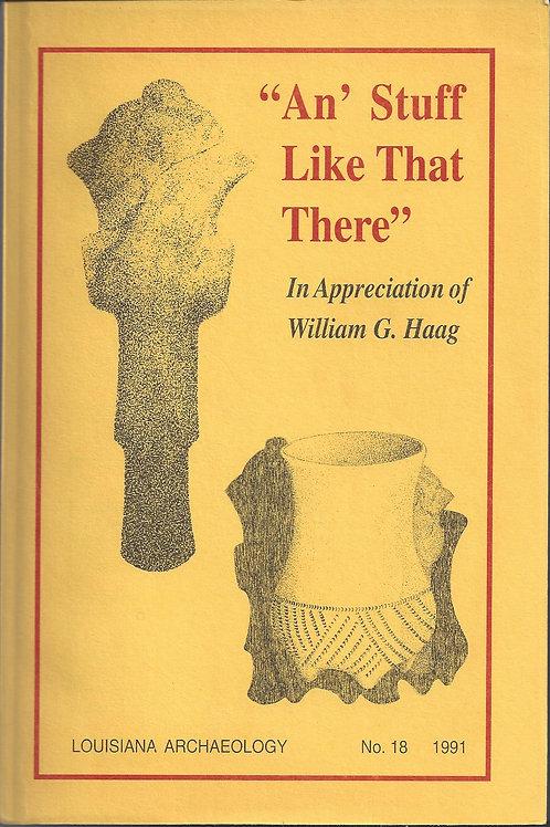 Number 18, 1991 (published 1995)