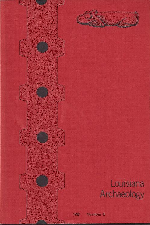 Number 8, 1981 (published 1982)