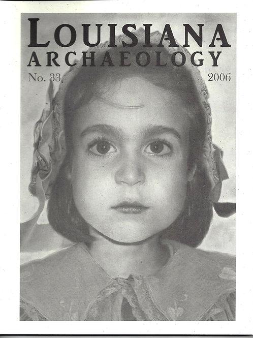 Number 33, 2006 (published 2011)