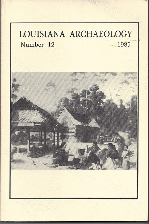 Number 12, 1985 (published 1990) (out of print, download available)