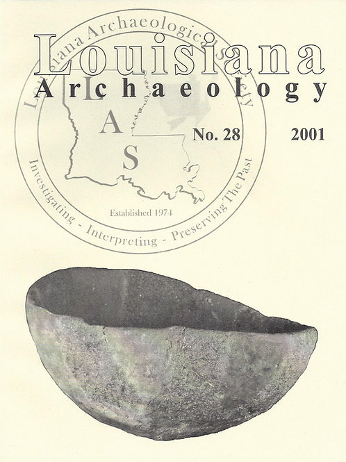 Number 28, 2001 (published 2009)