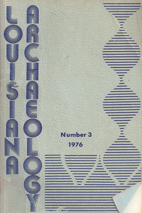 Number 3, 1976 (published 1977) (out of print, download available)