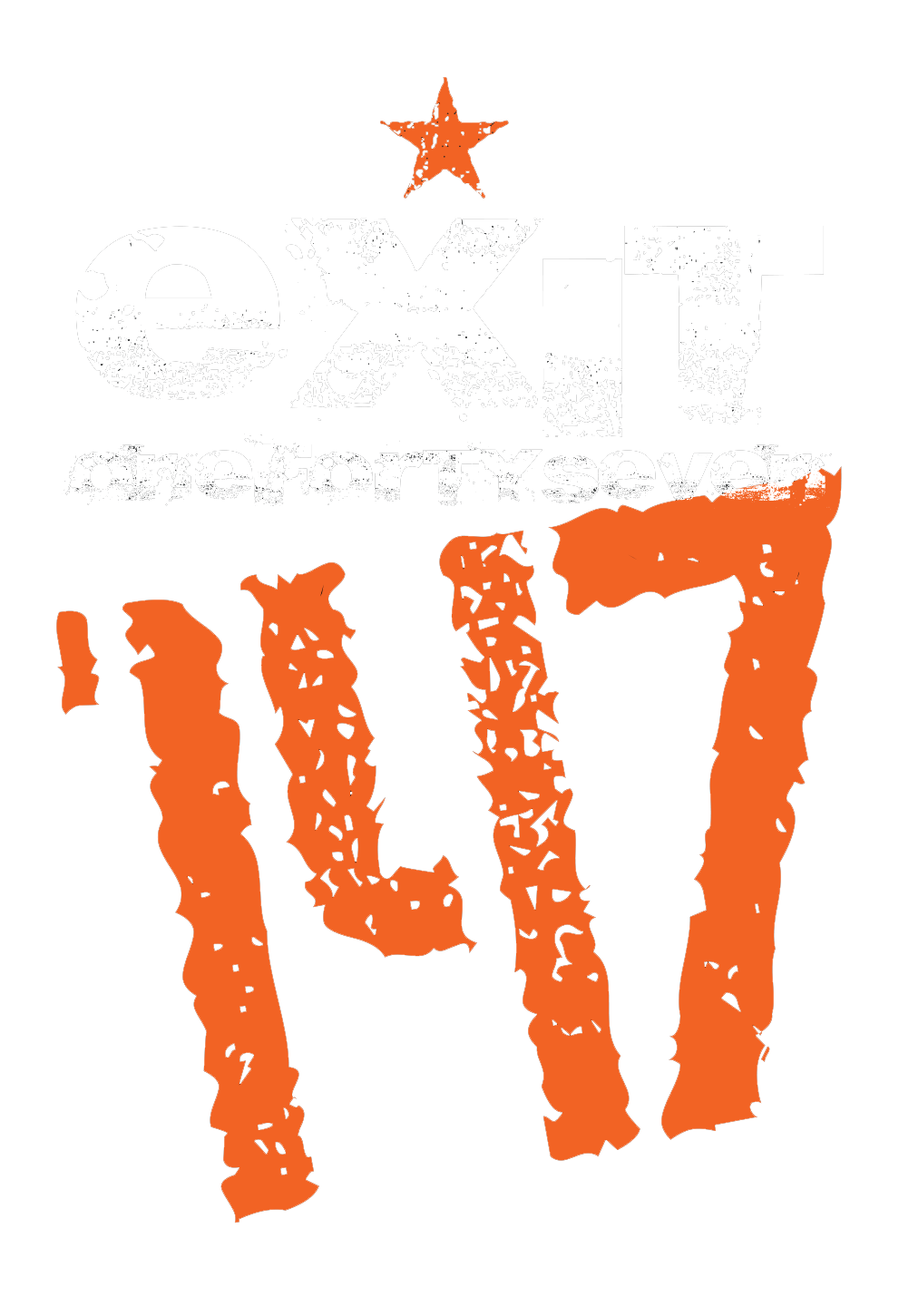 Exit 147 Vertical Logo - Transparent