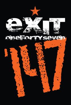 Exit 147 Vertical Logo