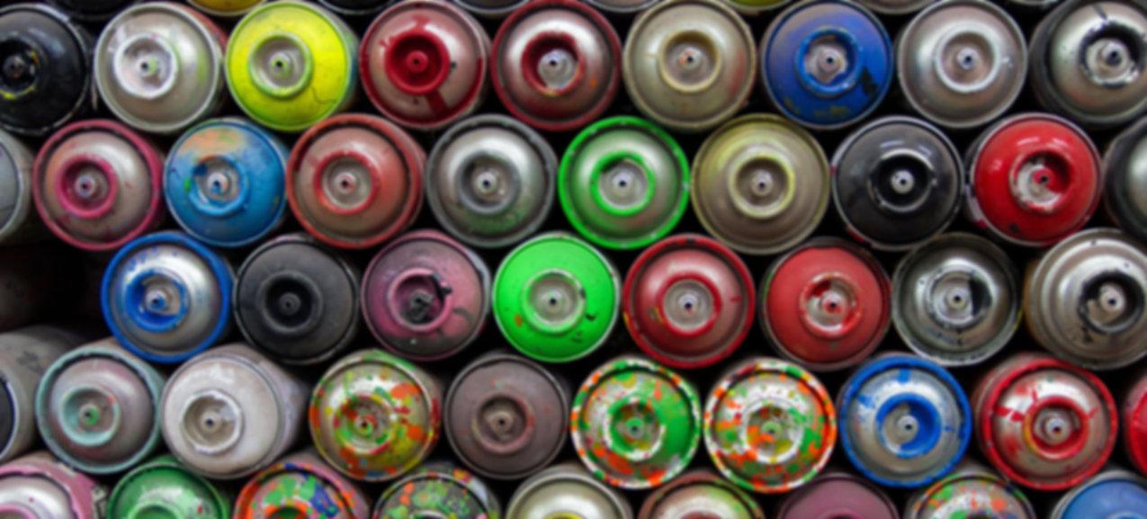 bombe peinture graffiti graffeur professionnel