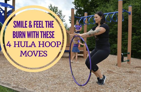 SparkPeople Features Hula Hoop