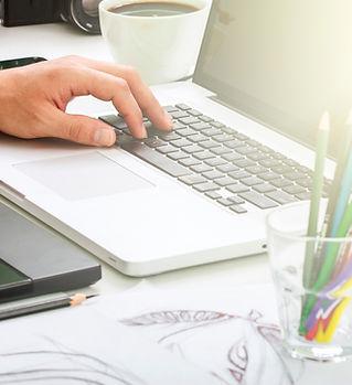 Digitale Mediean, Website, Landingpage, Banner, Powerpoint, Newsletter