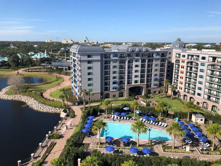 Disney's Riviera Resort: A Magical Experience