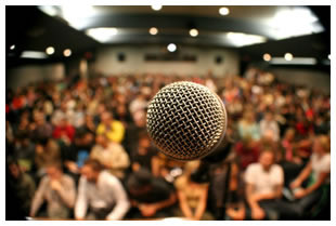 Confessions of an IABC speaker