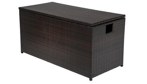 Outdoor Wicker Patio Storage Chest