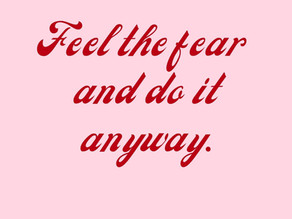 Is being scared of everything normal?