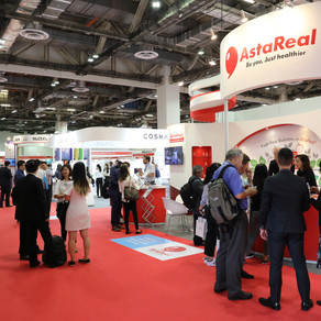 Vitafoods Asia 2019: Visit AstaReal at the Annual Nutraceutical Exhibition