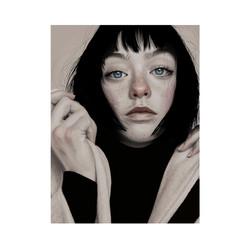 Female_Painting_Realistic Art_Procreate_